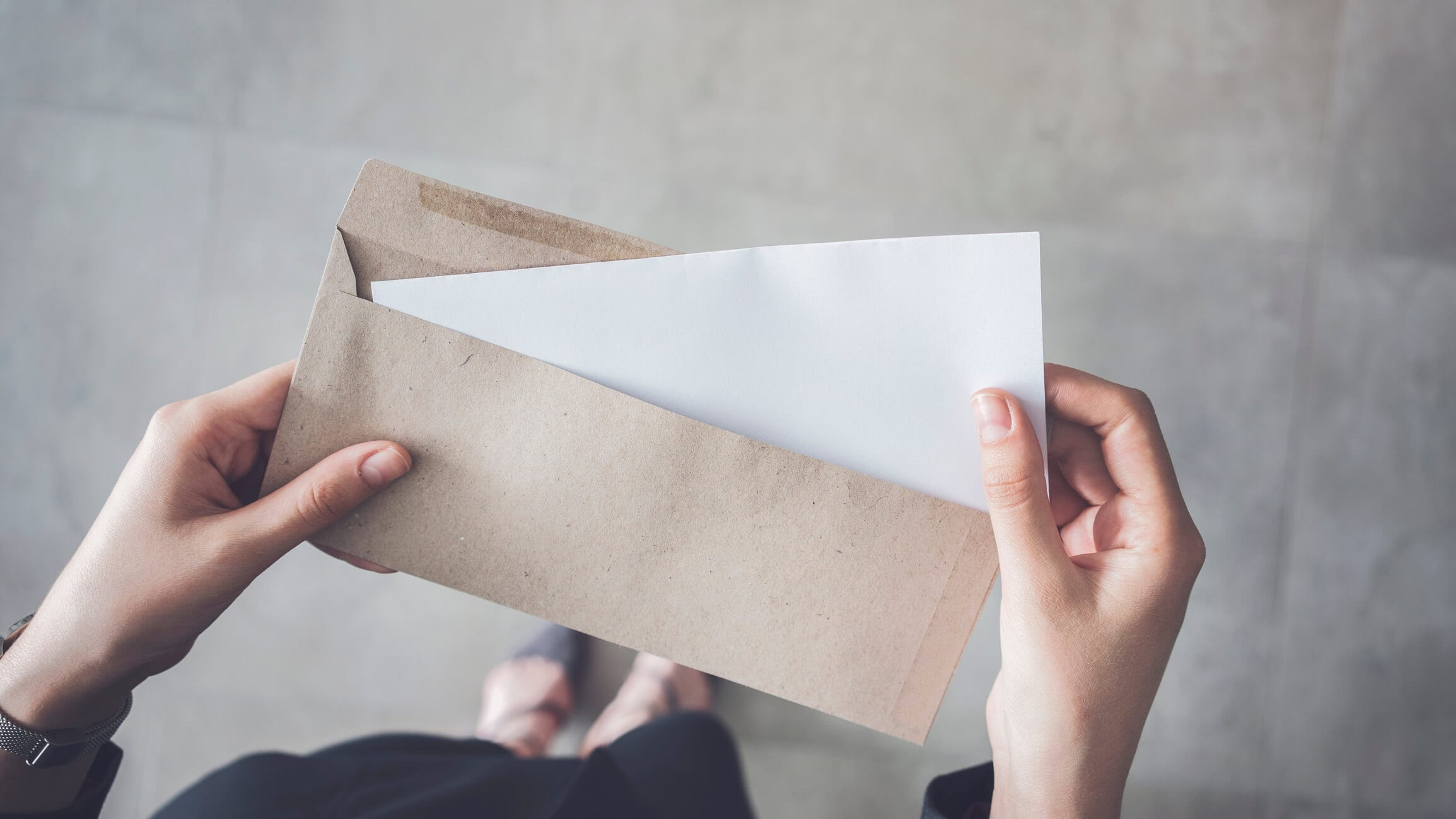 direct mail format