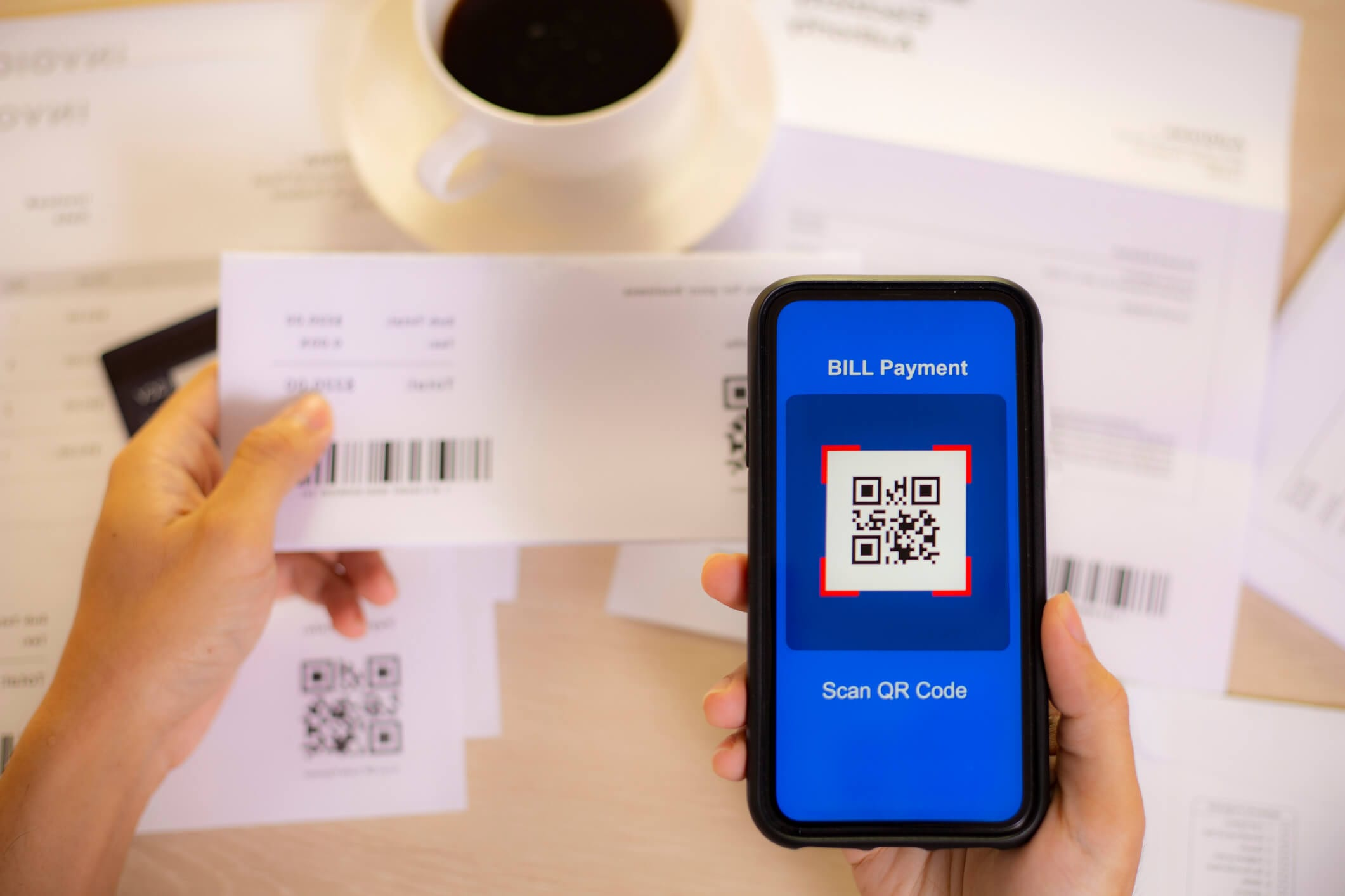 QR Codes in Direct Mail