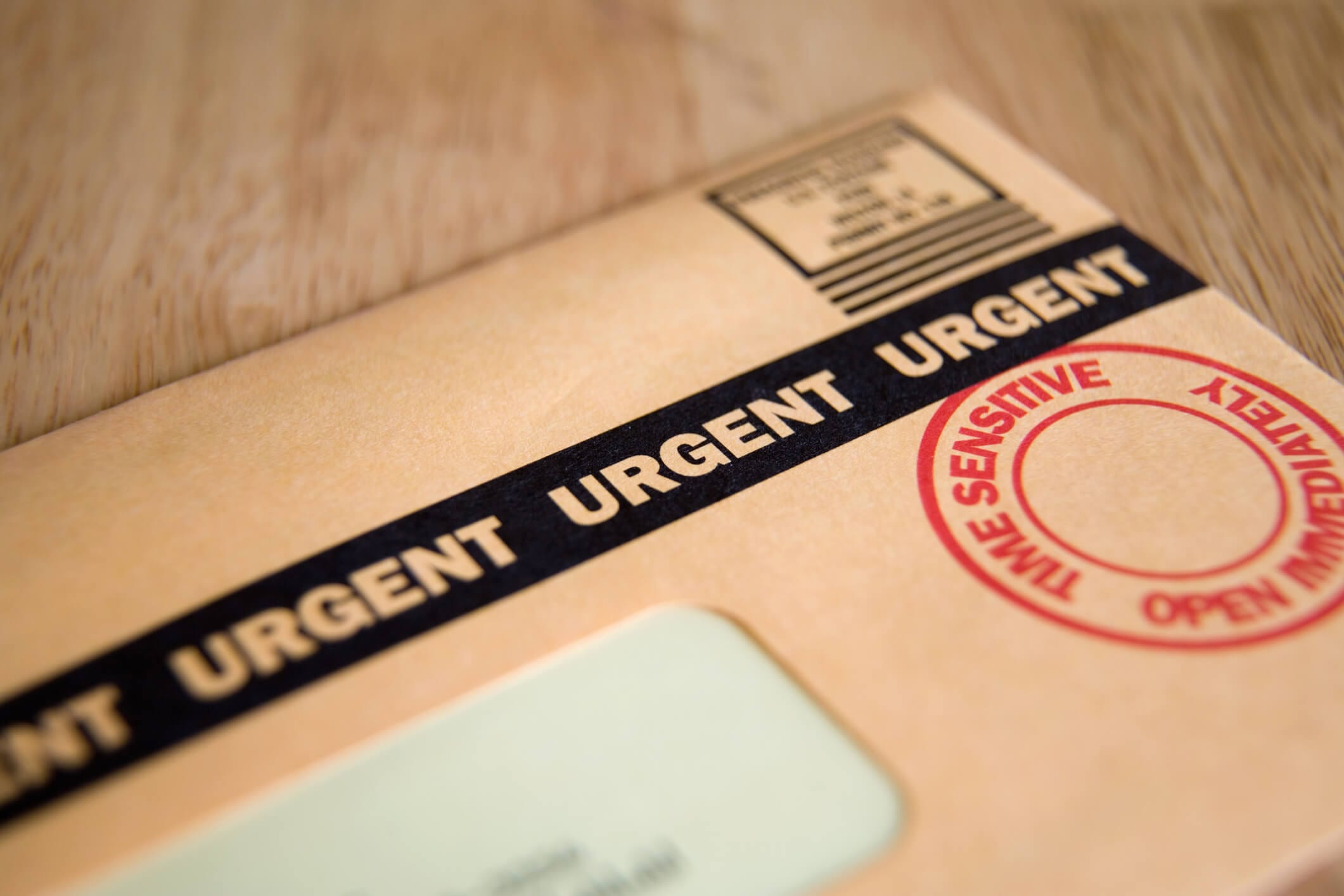 Direct Mail Call-to-Action